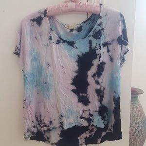 Urban Outfitters Tie Dye Top